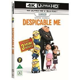 Despicable Me (UHD+BD)