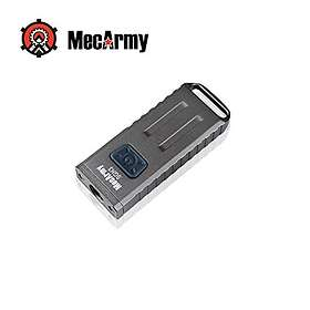 MecArmy SGN3 USB Rechargeable