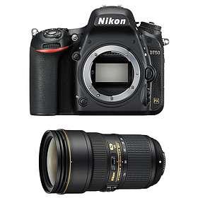 Nikon D750 + 24-70/2,8 VR
