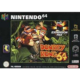 Donkey Kong 64 (USA) (N64)
