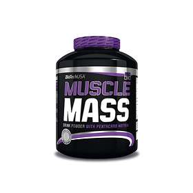 BioTech USA Muscle Mass 2,3kg