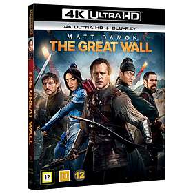 The Great Wall (UHD+BD)