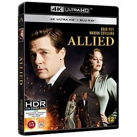 Allied (UHD+BD)