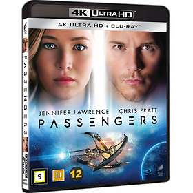 Passengers (UHD+BD)