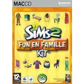 The Sims 2: Family Fun Stuff  (PC)