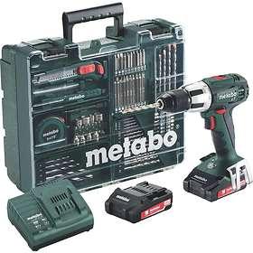 Metabo SB 18 LT Set (2x2,0Ah)