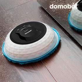 Domo-Bot Compact Floor Sweeping Robot
