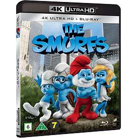 The Smurfs (UHD+BD)