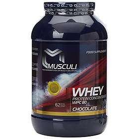 Musculi Whey Protein Concentrate 2.5kg