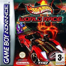 Hot Wheels: World Race (GBA)