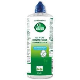 Vizulize All In One Contact Lens Cleaning Solution 250ml