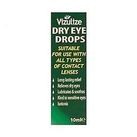 Vizulize Dry Eye Drops 10ml