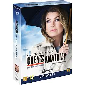 Grey's Anatomy - Säsong 12