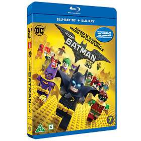 The Lego Batman Movie (3D)