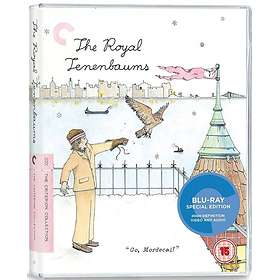 The Royal Tenenbaums - Criterion Collection (UK)