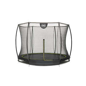 Exit Silhouette Ground with Safety Net 305cm