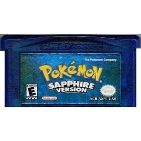 Pokemon Sapphire Version (USA)