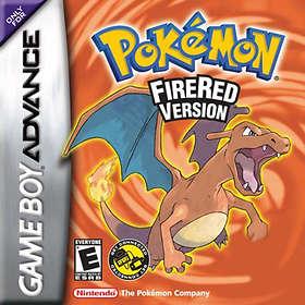 Pokemon FireRed Version (USA) (GBA)