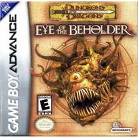 Dungeons & Dragons: Eye of the Beholder (USA) (GBA)