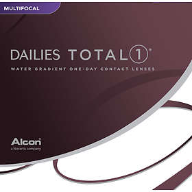 Alcon Dailies Total 1 Multifocal (90-pakning)