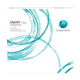CooperVision Clariti 1 Day Multifocal (90-pakning)
