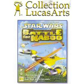 Star Wars Episode I: Battle for Naboo (PC)