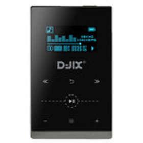 D-Jix HIFI 130 16Go