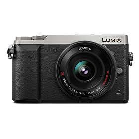 Panasonic Lumix DMC-GX80 + 14-42/3,5-5,6 OIS