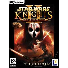Star Wars Knights of the Old Republic II: The Sith Lords (PC)