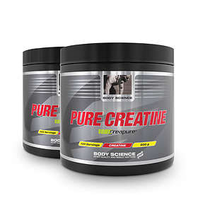 EAS Body For Life Creatine 2x0,500kg