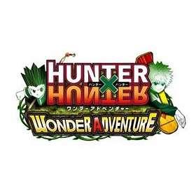 Hunter X Hunter: Wonder Adventure (JPN) (PSP)