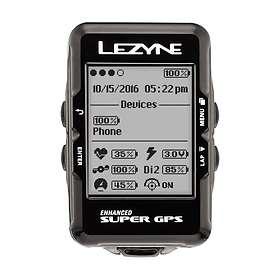 Lezyne Super GPS HR