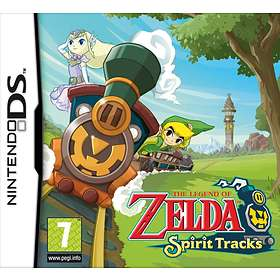The Legend of Zelda: Spirit Tracks (DS)