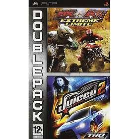 MX vs. ATV: Untamed + Juiced 2: Hot Import Nights - Double Pack (PSP)
