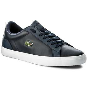 569969f4b Find the best price on Lacoste Lerond Monochrome Leather (Men s ...