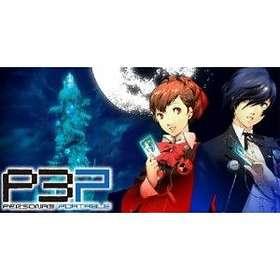 Persona 3 Portable (JPN) (PSP)