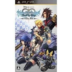 Kingdom Hearts: Birth by Sleep (JPN) (PSP)