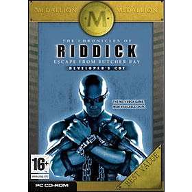 The Chronicles of Riddick: Escape from Butcher Bay (PC)