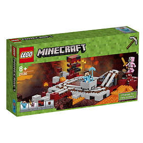 LEGO Minecraft 21130 The Nether Railway