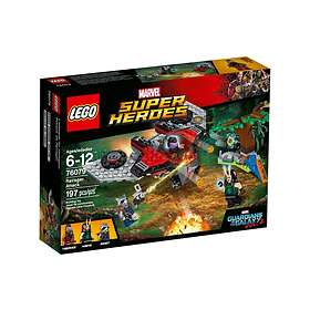 LEGO Marvel Super Heroes 76079 Ravager-anfall