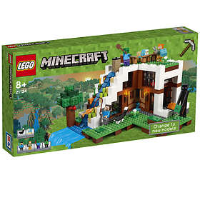 LEGO Minecraft 21134 Basen vid Vattenfallet