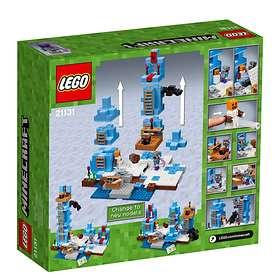 LEGO Minecraft 21131 Istopparna