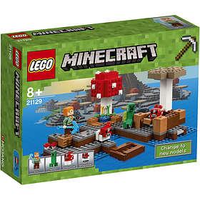 LEGO Minecraft 21129 Svampön