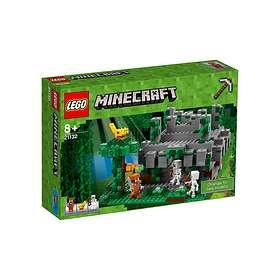 LEGO Minecraft 21132 Djungeltemplet