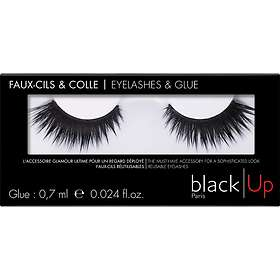 black|Up Panoramic Volume False Lashes
