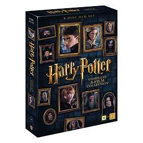Harry Potter - Complete 8 Film Collection