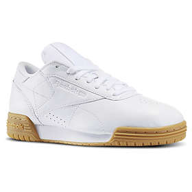 79817540d9f Find the best price on Reebok Classic Exofit Lo CLN Garment Gum (Women s)