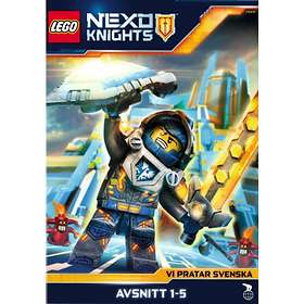 Lego Nexo Knights: Avsnitt 1-5