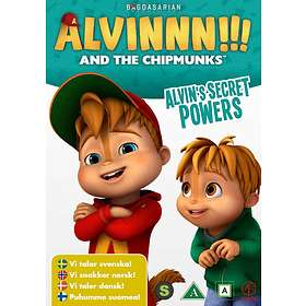 Alvinnn!!! and the Chipmunks: Alvin's Secret Powers