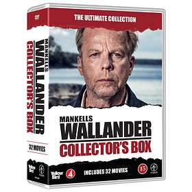 Mankell's Wallander Collector's Box